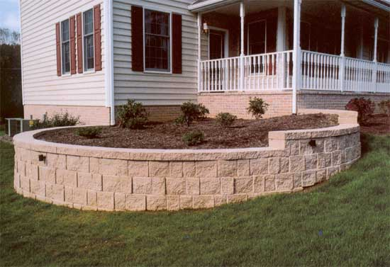 RETAINING WALL BLOCKS – Superior Block